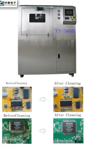 Durable Fully Pneumatic SMT Stencil Cleaners With 17L Liquid Tank