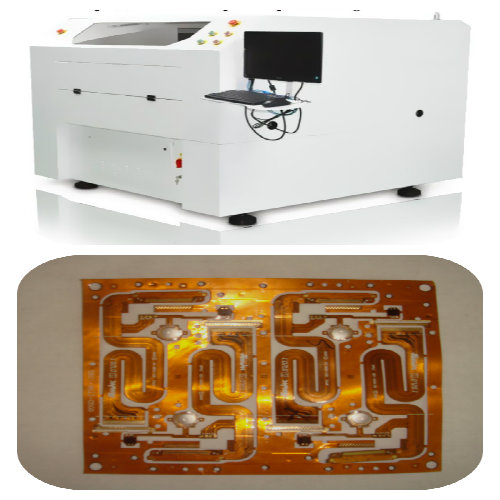 Multi Function laser cutting machinery for PCB
