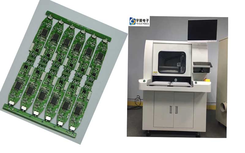 pcb depaneling equipment-pcb depaneling equipment Manufacturers, Suppliers and Exporters on www.hkyush.com Electronics Production Machinery
