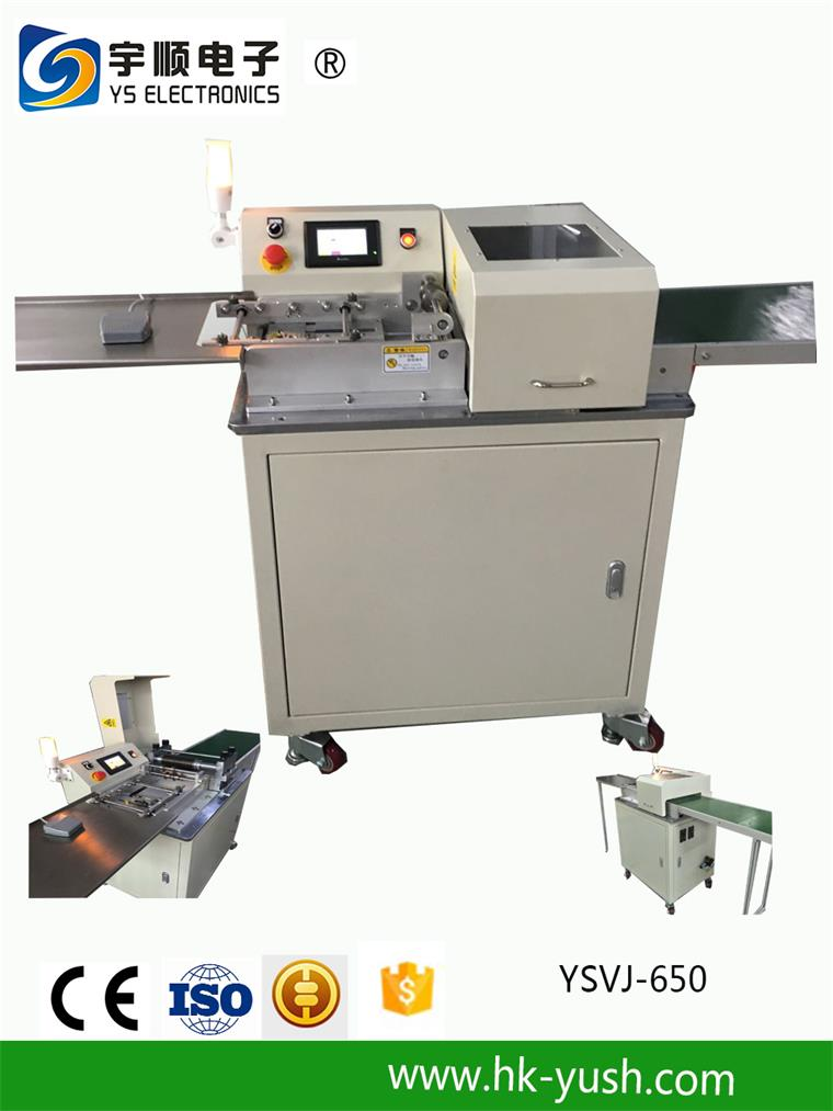 High Speed Cutting PCB Router Equipment With 3KW Vacuum Cleaner